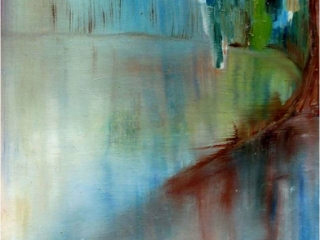 reflection-oil-on-canvas-1997-60-45
