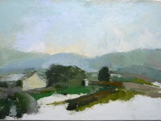 kfar-yehosua-oil-on-canvas-40x60