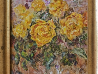 sasha-ganelin_yellow-roses_80by60_1